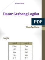 Materi III - Sistem Digital_Dasar Gerbang Digital
