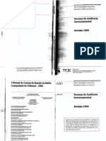 GAO - Normas de Auditoria Governamental - revisão 1994