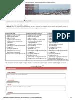 Ordem dos Advogados - Lisboa - Formulário Pré-Inscrição de Estagiário