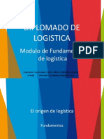 FUNDAMENTOS LOGISTICA