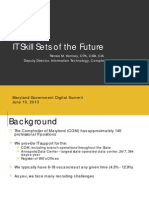 IT Skill Sets of the Future - Renee Kenney