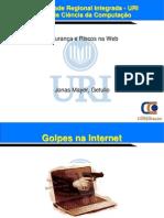 Apresentação Segurança na Internet