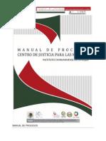 Manual Procesos Centro de Justicia Para Las Mujeres