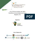 Cuarto Comunicado IV Congreso Colombiano Etnobiologia