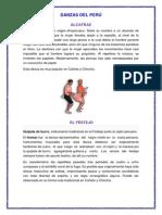 DANZAS DEL PERÚ Y COMIDAS