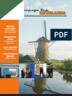 Kunjungan Delegasi Ditjenpas ke Belanda ( DJI )