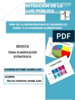 Revista Del Lunes Salud Publica