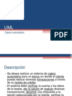 UML Cajero