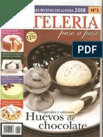 Pasteleria Artesanal PDF