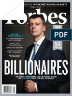 f2854cb94ef Forbes USA - 25 March 2013 Billionaires