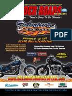 Thunder Roads Virginia Magazine - August 2009