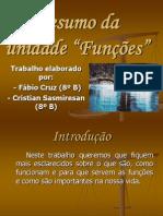 Funções 1