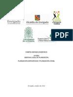 V FORO SLP - Agenda y Metodología
