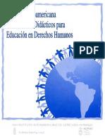 Carpeta didactica IIDH