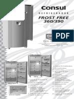 Crbg36 Crg39 Manual-3775- Consul frost free 300l