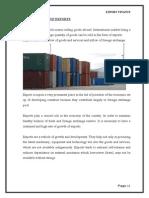 Main Body Export-Finance