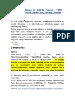 Questão 169 - CESPE - procurador TCDF