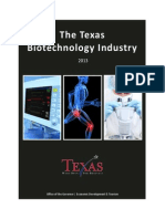 Texas Biotech Report 2012