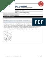 plantilla plan unidad del proyecto 2013