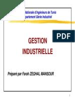 Gestion Industrielle 3