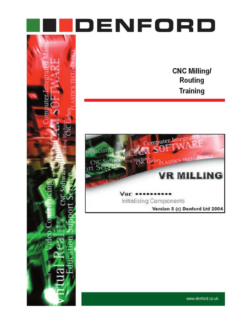 V5 CNC Milling Routing | Numerical Control | Technology