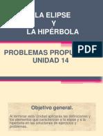 Elipse Hiperbola Propuestos