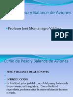Curso de Peso y Balance de Aviones l