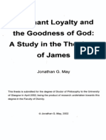2002 - Jonathan G. May - Covenant Loyalty and the Goodness of God. a Study in the Theology of James