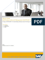 SAP PLM Master guide for 7.2