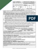 2013 Acuerdo Pedagogico Sexto P1