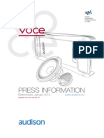 070629 Audison PressInfo Voce