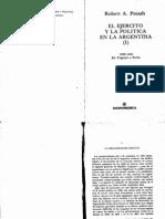 1. POTASH - El ejército y la política en la Argentina, 1928-1945. Cap. I La organización militar