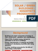 [PPT] - Solar Green Buildings