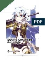 Sword Art Online Novela 5 Capitulo 1 (Completo)