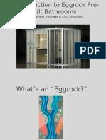 Eggrock Intro Presentation Accor 7-09