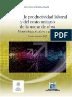 Indices de Productividad