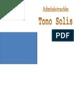 Tono Soliss