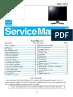 Monitor Lcd Dell e178fpc