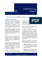 Layoff Article