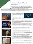 Insider News - 1713 - Obama Retreats to Secret Bunker as 'Big Event' Draws Near