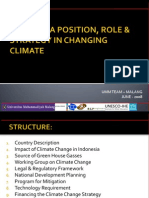 04.4 Indonesia's Position and Policy