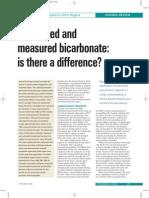 2008 Nov Bicarbonate