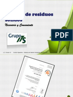 Gestion de Residuos Solidos ITS