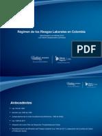 Regimen Riesgo Laboral COL 2012-2013