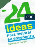 24 Ideas Para Mejorar Su Ensenanza