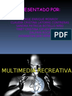 Multimedia Recreativa