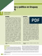Adolfo Garce - Economistas y política en Uruguay