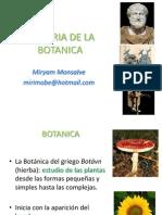 Historia Botanica