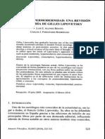Consumo Hipermodernidad Lipovetsky Alonso Fernandez