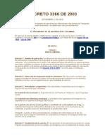 Decreto 3366 de 2003.doc